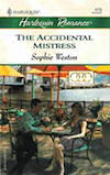 The Accidental Mistress - US cover