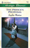 The Prince's Proposal - US cover
