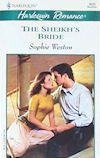 The Sheikh's Bride - US cover